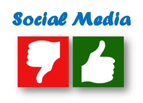 Five Paragraph Essay - Social Media